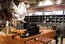 アイデア雑貨店の風景
