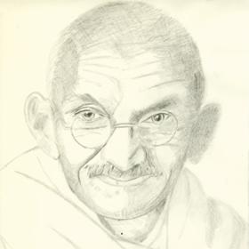 マハトマ・ガンディー